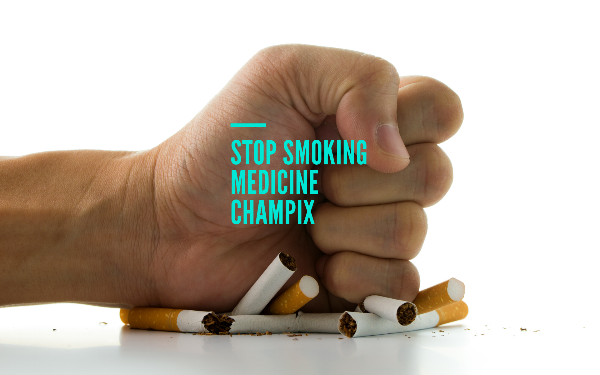 Quitting smoking with CHAMPIX - UK - Croydon